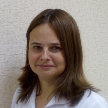 Ершова Елена Геннадьевна