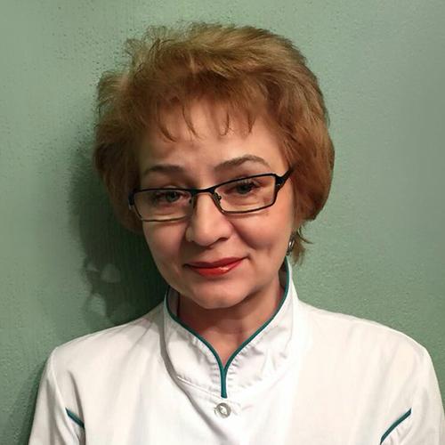 Троценко Тамара Алексеевна