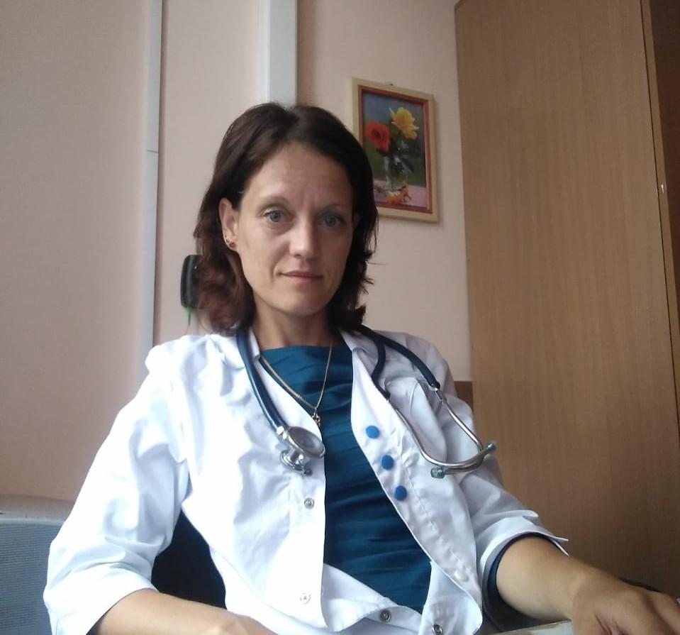 Дмитриева Елена Александровна